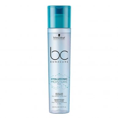 Schwarzkopf BC Moisture Kick Shampoo 250ml - Hydratační šampon