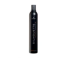 Schwarzkopf Silhoutte Super Hold Mousse 500ml - Silně tužící pěnové tužidlo
