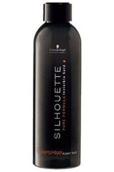 Schwarzkopf Silhouette Super Hold Pumpspray 1000ml - Super silný sprej náhradní náplň