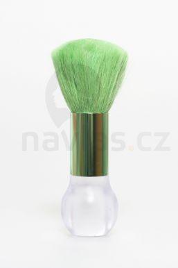 Štětka oprašovací Style Mates - Zelená