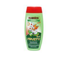 Subrína Fruity 2in1 - Dětský sprchový gel a šampon