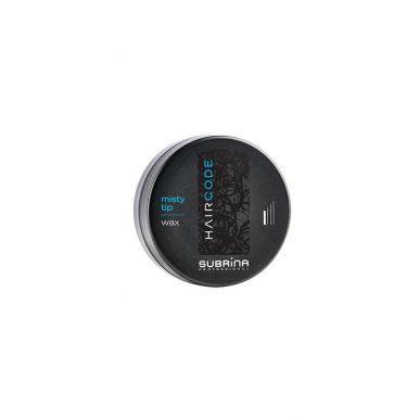 Subrína Haircode Misty Tip Wax 100ml - Vosk pro měkké tvarování vlasů