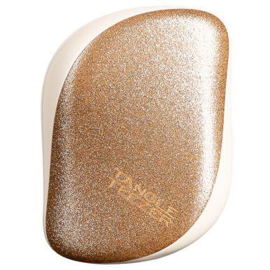 Tangle Teezer Compact Styler Gold Starlight - Kartáč na vlasy