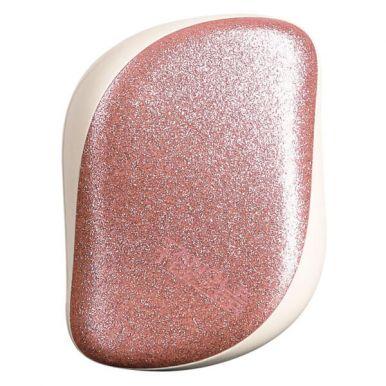 Tangle Teezer Compact Styler Rose Gold Glaze - Kartáč na vlasy