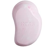 Tangle Teezer Original Mramorově Růžový - Profesionální kartáč na vlasy