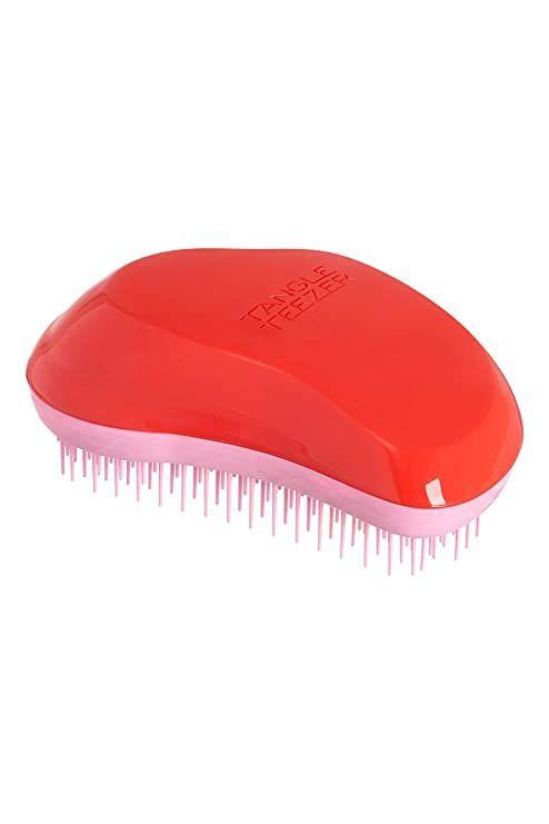 Tangle Teezer Original Red Pink Strawberry Passion - Kartáč na vlasy