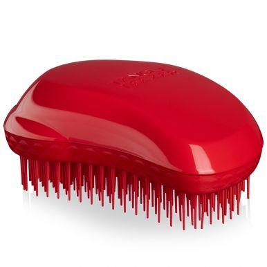 Tangle Teezer Thick and Curly Salsa Red - Profesionální kartáč na vlasy
