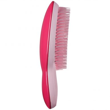 Tangle Teezer Ultimate Brush Růžový - Kartáč na vlasy s rukojetí