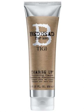 Tigi Bed Head Charge Up Thickening Shampoo For Men 250ml - Šampon pro objem