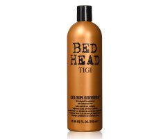Tigi Bed Head Colour Goddess Conditioner 750ml - Kondicionér pro hnědé a červené vlasy