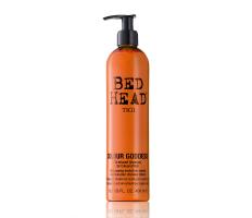 Tigi Bed Head Colour Goddess Shampoo 400ml - Šampon na hnědé-červené vlasy