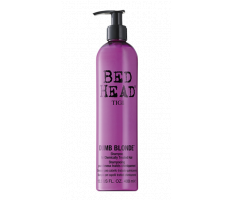 Tigi Bed Head Dumb Blonde Shampoo 400ml - Šampon pro blond vlasy