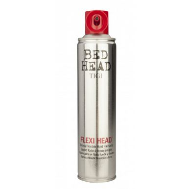 Tigi Bed Head Flexi Head Hairspray 385ml - Lak na vlasy s flexibilním držením