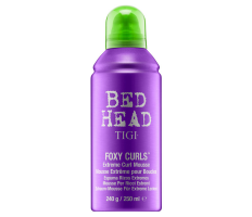 Tigi Bed Head Foxy Curl Extreme Curl Mousse 250ml - Pěna na vlny