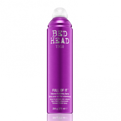 Tigi Bed Head Full Of It Volume Finishing Spray 371ml - Objemový lak