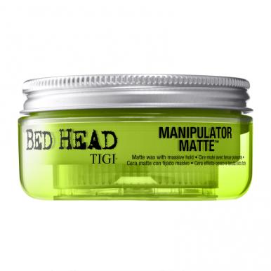 Tigi Bed Head Manipulator Matte 57,5g - Matný vosk pro silné zpevnění