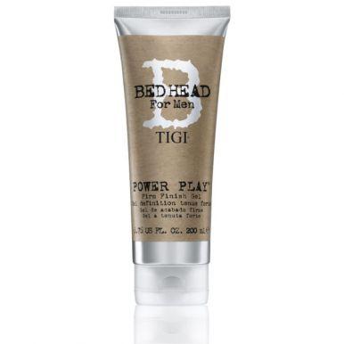 Tigi Bed Head Power Play 200ml - Silný gel pro konečnou úpravu