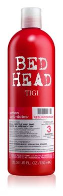 Tigi Bed Head Resurrection Shampoo 750ml - Šampon na poškozený vlas
