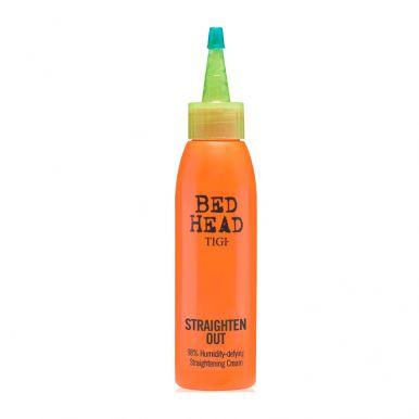 Tigi Bed Head Straighten Out 120ml - Krém na vyrovnání vlasů