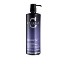 Tigi Catwalk Fashionista Violet Conditioner 750ml - Pro blonďaté a melírované vlasy