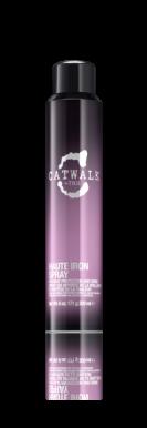 Tigi Catwalk Haute Iron Spray 200ml - Sprej s tepelnou ochranou