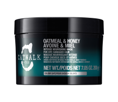Tigi Catwalk Oatmeal & Honey Nourishing Mask 200ml - Vyživující maska