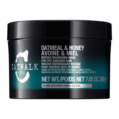 Tigi Catwalk Oatmeal & Honey Nourishing Mask 200ml - Vyživující maska