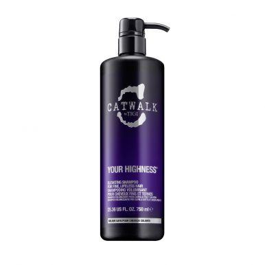 Tigi Catwalk Your Highness Elevating Shampoo 750ml - Šampon pro objem