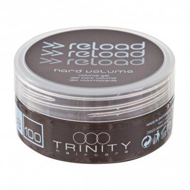 Trinity Reload Hard Volume Gel 100ml - Gel na modelování účesu