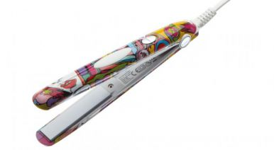 Uki Thinly Fluon - cestovní žehlička na vlasy