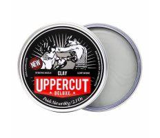 Uppercut Deluxe Strong Hold Clay 60g - Hlína na vlasy