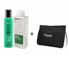 Vánoční balíček Framesi - Refresh Me Dry Shampoo 150ml + Volumizing šampon 250ml