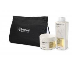 Vánoční balíček Framesi Sublimis Argan - Šampon 250ml + Hloubková maska 200ml