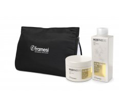 Vánoční balíček Framesi - Šampon s arganovým olejem 250ml + Hloubková maska Sublimis 200ml