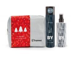Vánoční balíček Framesi - Strong Hold Pump Hairspray 300ml + Thermo Defense Lotion 200ml