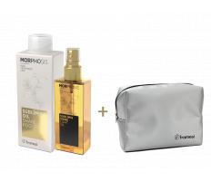 Vánoční balíček Framesi - Sublimis šampon 250ml + Sublimis Shine Light Oil 125ml