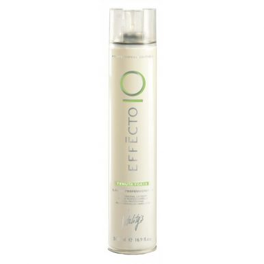 Vitalitys Effécto Lacca Forte 500ml - Objemový lak na vlasy silně tužící