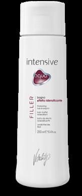 Vitalitys Intensive Aqua Filler Shampoo 250ml - Zhušťující šampon