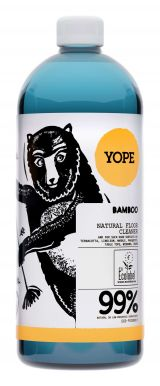 Yope Bamboo Floor Cleaner 1000ml - Čistič na podlahy s vůní bambusu