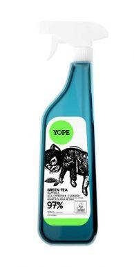 Yope Green Tea Natural Universal 750ml - Univerzální čistič s vůní zeleného čaje
