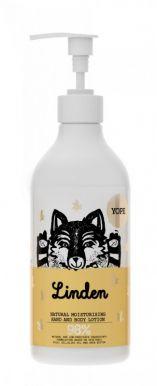 Yope Natural Hand & Body Linden 300ml - Regenerační tělové mléko
