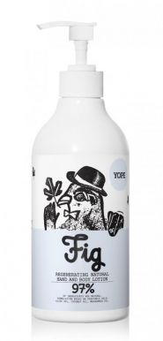 Yope Natural Hand & Body Lotion Fig 300ml - Krém na tělo a ruce