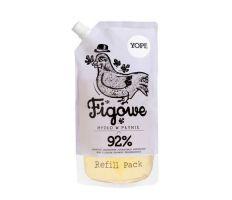 Yope Natural Refill Fig Tree 500ml - Tekuté hydratační mýdlo náplň