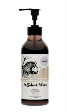 Yope Natural Shower Gel St. john's Wort 400ml - Sprchový gel třezalka